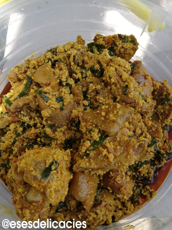 melon, egusi soup for order nationwide in Nigeria